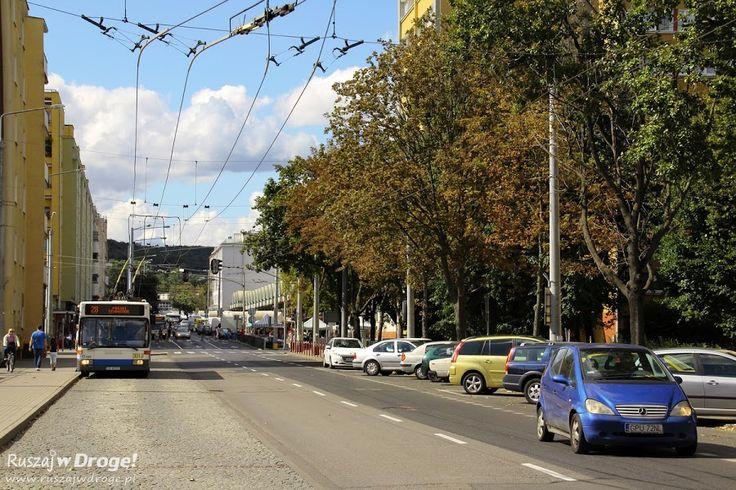 #Gdynia - ulica Wójta Radtkego, #Poland