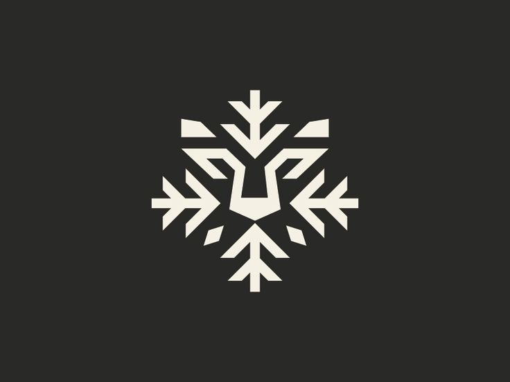 Logo / snow leopard by spoonlancer