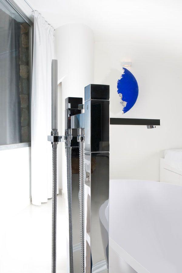 Apartment in Mallorca, zu sehen ist eine Steinberg Armatur 160 1162, mehr unter http://www.steinberg-armaturen.de