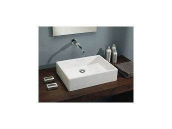 Disegno Ceramica Box: Umywalka nablatowa 50 cm. Above counter basin 50 cm.