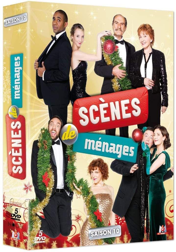 Scènes de ménages saison 10 en dvd