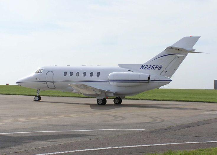 Raytheon.hawker.800.arp.750pix - British Aerospace 125