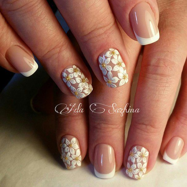 Великолепный маникюр с ромашками #manicure #fashion #style #stylish #love #InstaTags4Likes #me #cute #photooftheday @appslejandro #nails #hair #beauty #beautiful #instagood #instafashion #pretty #girly #pink #girl #girls #eyes #model #dress #skirt #shoes #heels #styles #outfit #purse by women.s.day