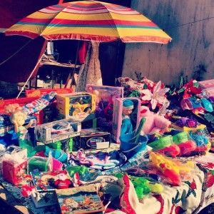 chilean street market by aspi on http://momfatale.gr/