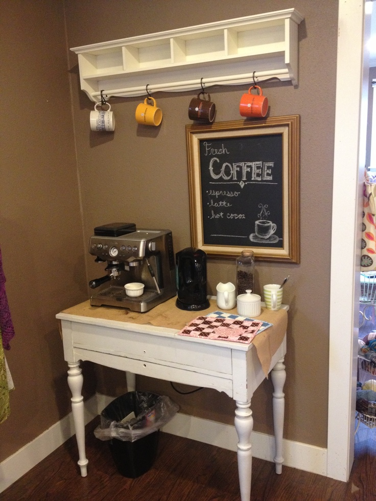 212 Best Coffee Bars Images On Pinterest Coffee Bar