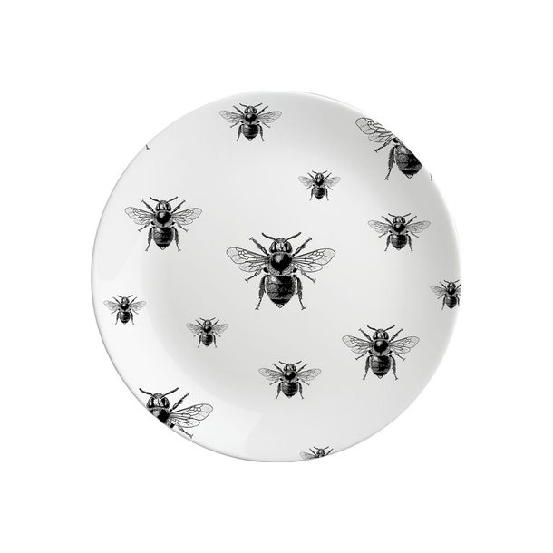 Bee Side Plate by Natural History