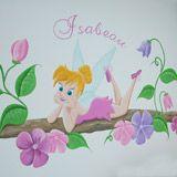 Tinkerbell Disney voor in de meisjeskamer