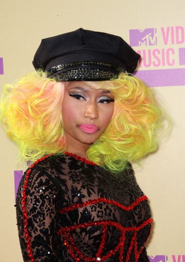 Nicki's VMA Look | Sophisticate's Black Hair Styles and Care Guide