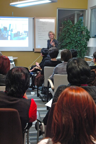 Spotkanie Klubu Kobiet Przedsiębiorczych w Kinnarpsie www.babilad.pl