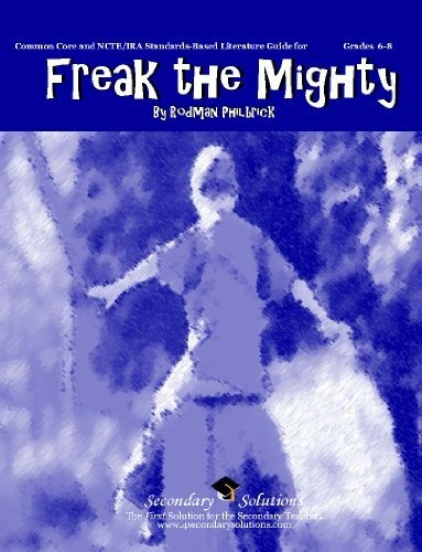 freak the mighty unit plan pdf