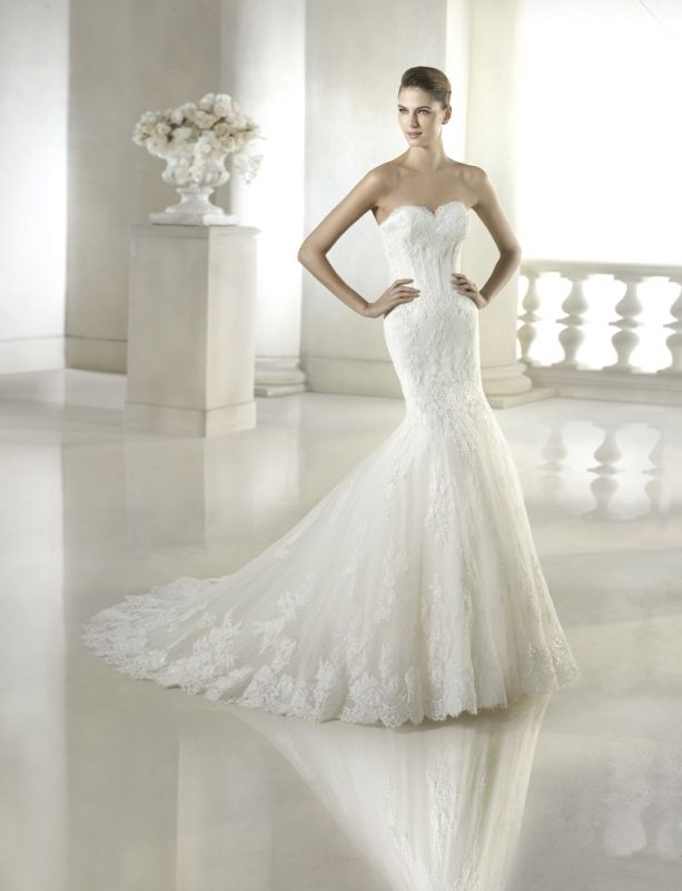 San Patrick 2015 - Category: SONRISA - Image: SONRISA-B - De La Vida Bridal Couture & Wedding Dresses