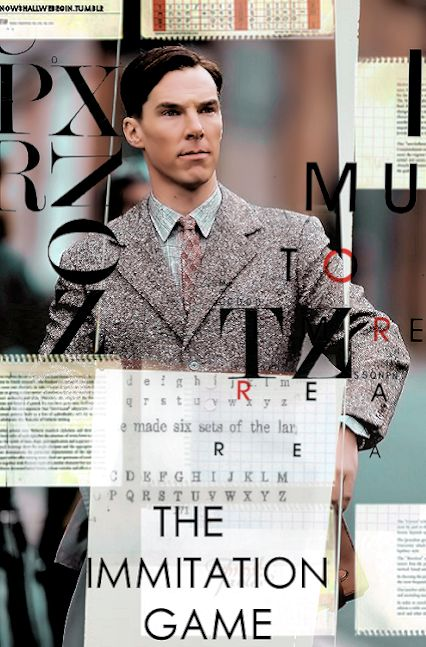 The Immitation Game (2014) Benedict Cumberbatch and Keira Knightley