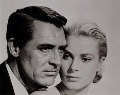 Gary Cooper & Grace Kelly; im Film wie im Leben ein Traumpaar