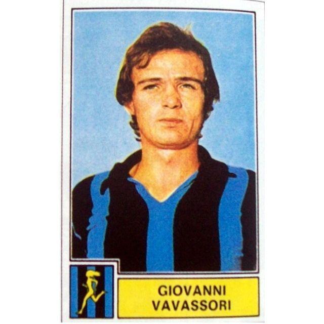 Giovanni #Vavassori #Atalanta 1971/72