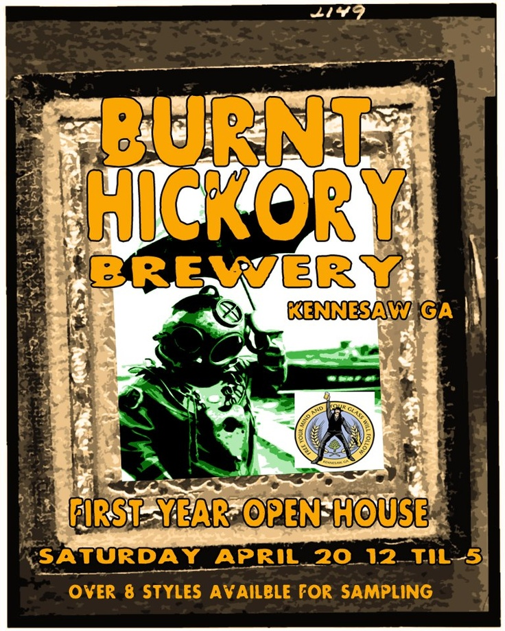 Burnt Hickory Brewery Open House - 4/20/2013 - Kennesaw, GA