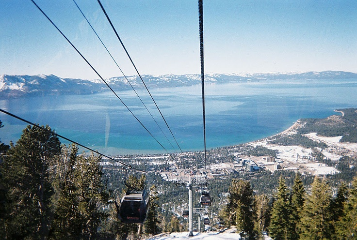 Heavenly Ski Resort in Tahoe