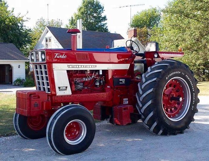 International 1466 Pulling Tractor : Ih international harvester pinterest