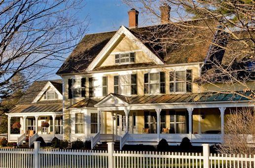 The Jackson House Inn - Woodstock, Vermont. Woodstock Bed and Breakfast Inns