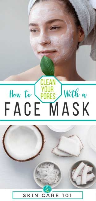 How to Clean Pores | Homemade Face Mask