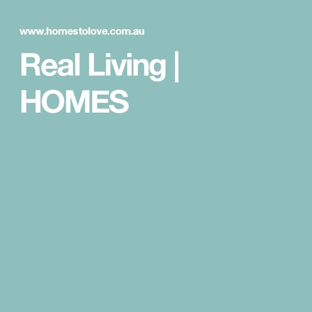 Real Living | HOMES