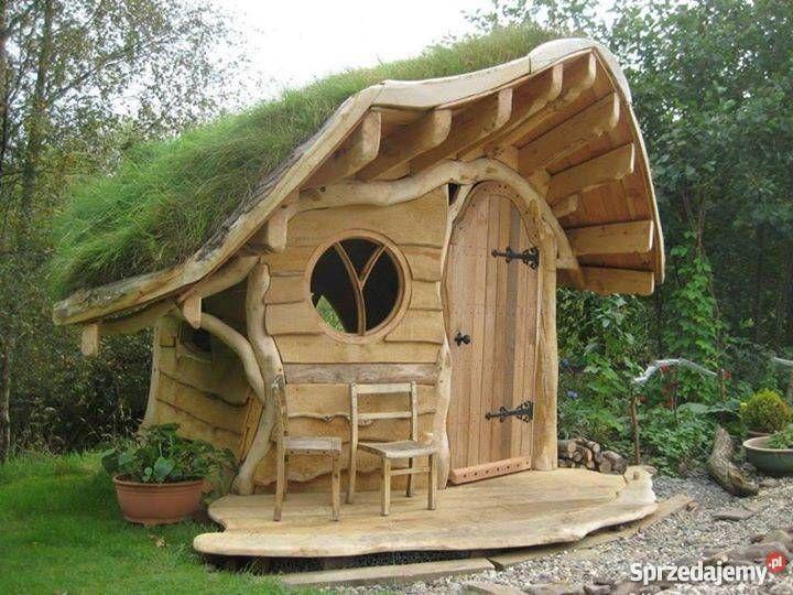 Www Sprzedajemy Pl Domki Dla Dzieci Play Houses Natural Homes Bird House