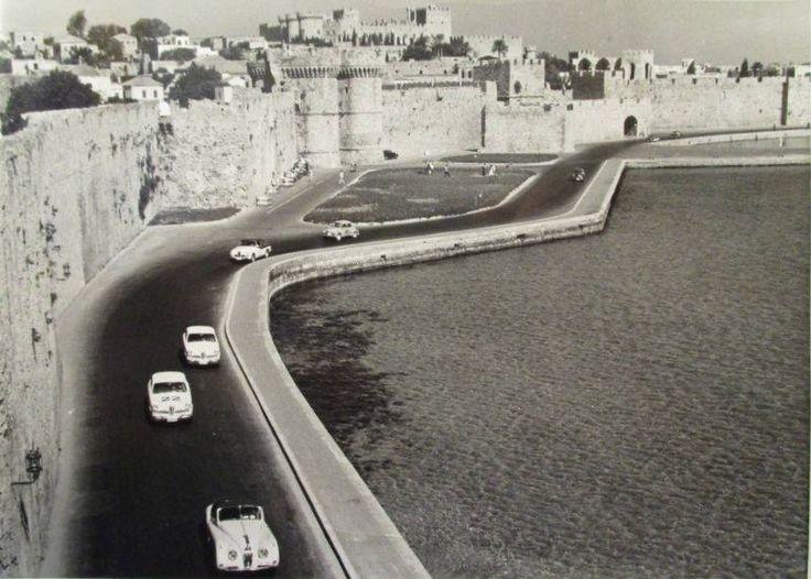 Ρόδος The Race circa 1960
