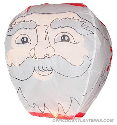 Beauty Wishes for Santa Sky Lanterns Online Shop for Sale with Top Quality | Sky Lanterns