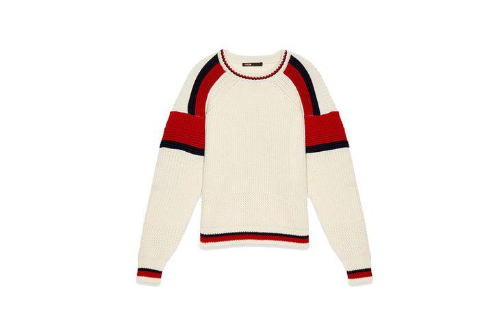 Con estampado felino y tricolor de Gucci, de cashmere y en color maquillaje como Tom Ford... En tema de jerséis, todo vale. Colores, tamaños y estampados para la montaña rusa de temperaturas con que...