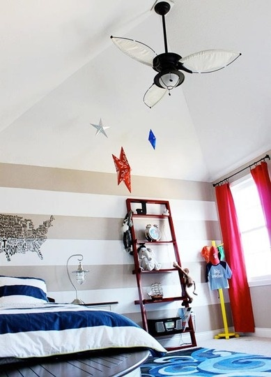 44 Best Images About Striped Nurseries Amp Kids Rooms On