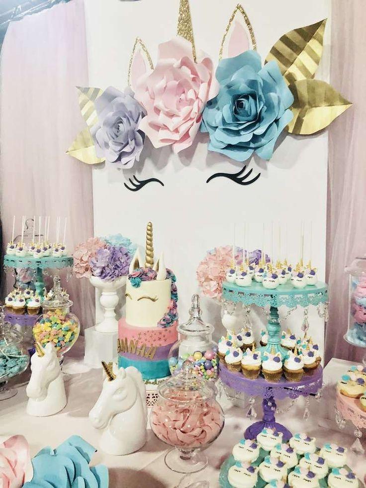 Best 25+ Unicorn birthday parties ideas on Pinterest ...