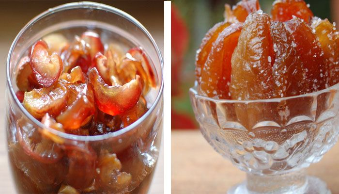 Цукаты из яблок.  Вкуснее и полезнее варенья!
