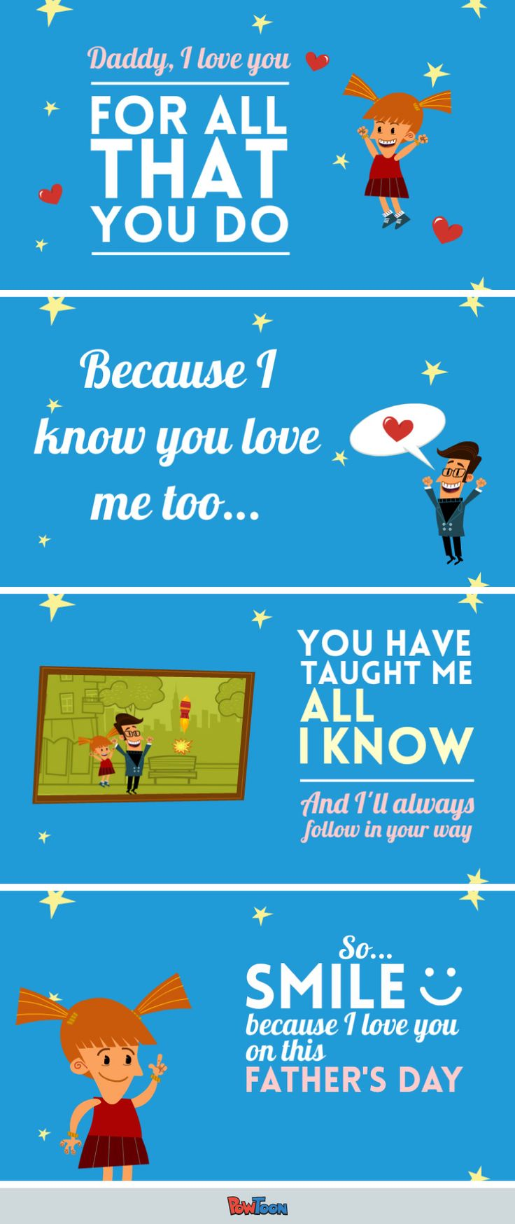 43 best animated greeting cards evites ecards images on go beyond where any traditional fathers day card will allow send your dad a personalized greeting that will tell him just how special you think he is kristyandbryce Images