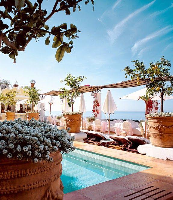 La Sirenuse Amalfi Coast