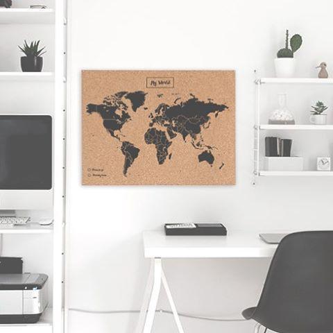 M s de 1000 ideas sobre mapa del corcho en pinterest mapas del mundo pizarras de corcho y - Mapa de corcho ...