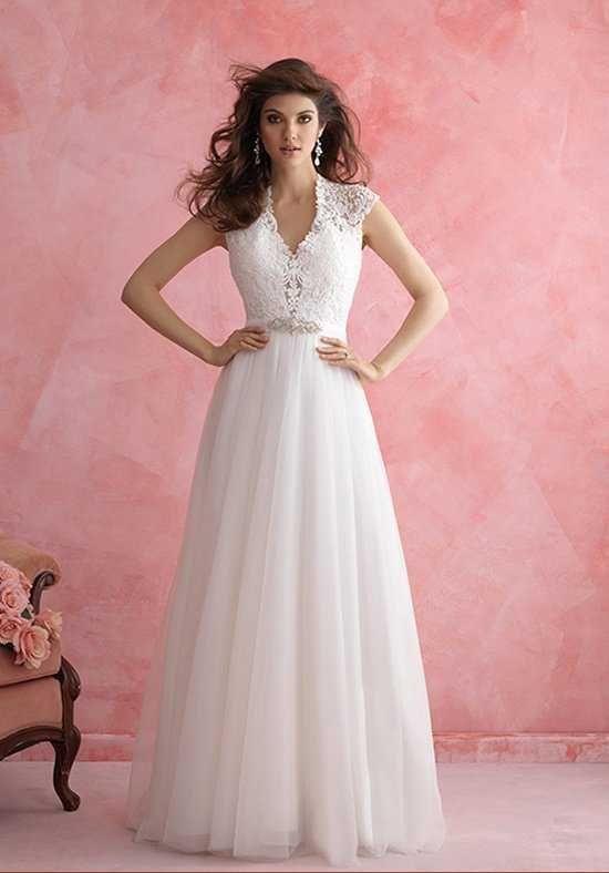 Allure Romance 2810 A-Line Wedding Dress