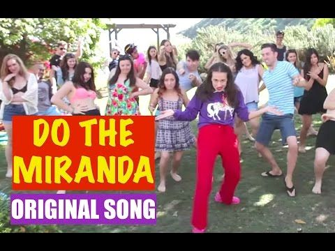 DO THE MIRANDA! - Original song by Miranda Sings - YouTube