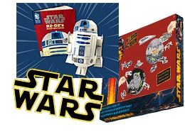 Deal of the Week - May the Force Be With You This intergalactic Deal includes R2-D2's Droid Workshop where you can build your very own droid AND Space Battle Sticker Kit putting you in the pilot's seat, ready for battle! You can get your Deal here: http://www.readerswarehouse.co.za/deal-of-the-week-may-the-force-be-with-you