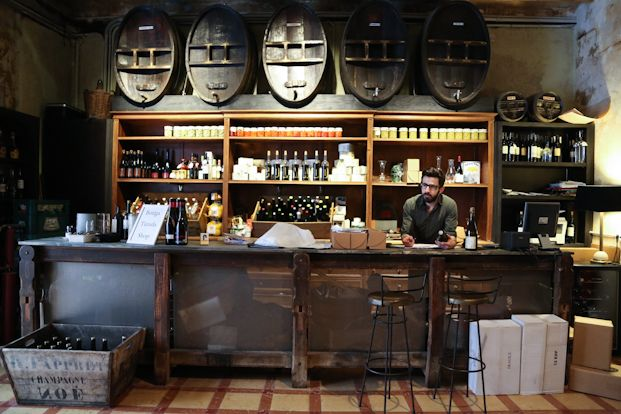 restaurantes barcelona  Can Cisa / Bar Brutal