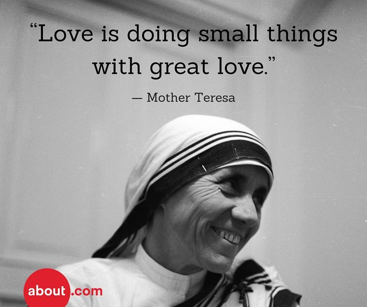Quote From Mother Teresa: 17 Best Ideas About Mother Teresa Life On Pinterest