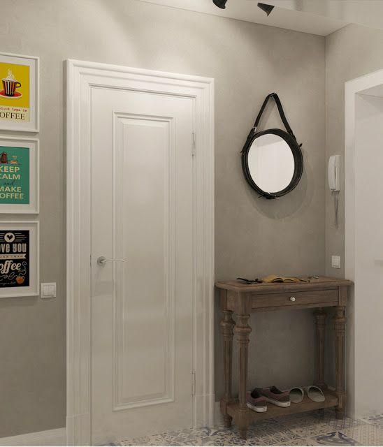 Reciclar e Decorar: Apartamento minúsculo de 25m²