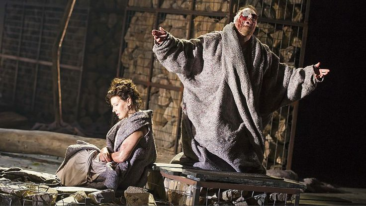 Thebans (2014) // Julian Anderson // Oedipus ..... Roland Wood (Baritone) Creon ..... Peter Hoare (Tenor) Antigone ..... Julia Sporsen (Soprano) Tiresias ..... Matthew Best (Bass) Jocasta ..... Susan Bickley (Mezzo-soprano) Messenger ..... Christopher Ainslie (Countertenor) Haemon ..... Anthony Gregory (Tenor) Polynices ..... Jonathan Mcgovern (Baritone) English National Opera Orchestra English National Opera Chorus Edward Gardner (Conductor).
