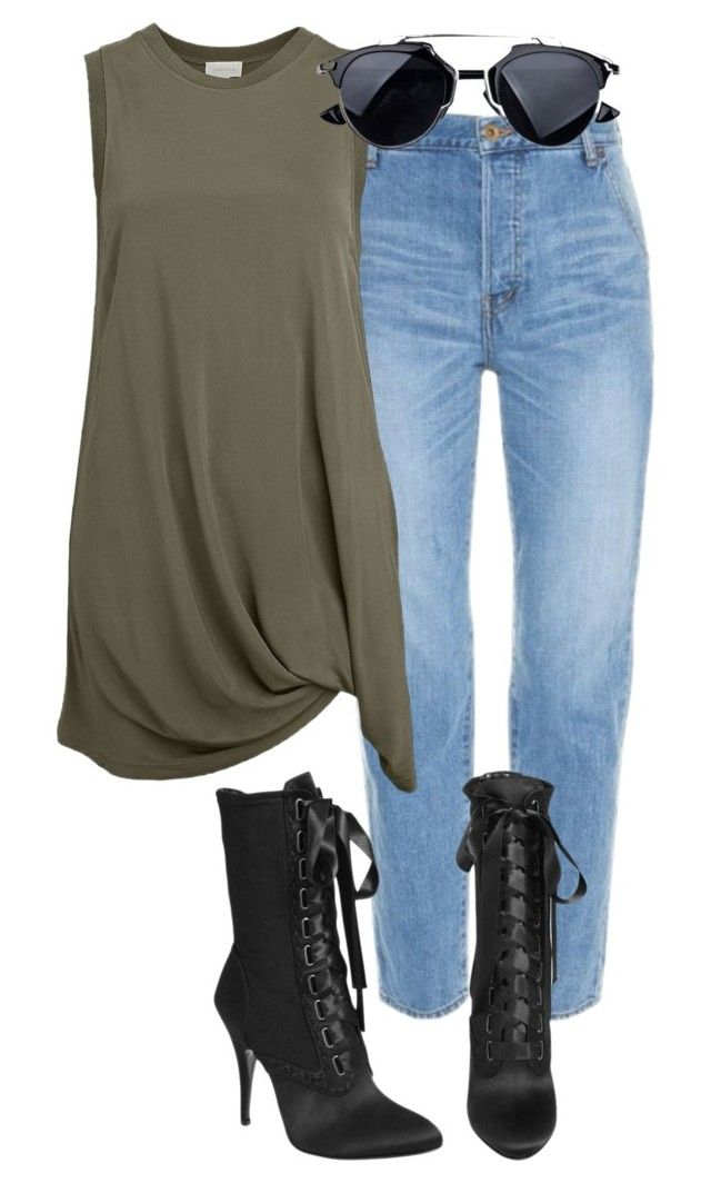 """""""Untitled #126"""" by angheets-closet on Polyvore"""