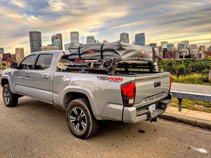 20162020 Toyota Accessories/Racks/Molle Cali