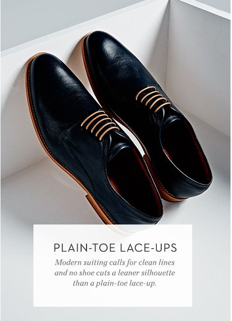 GILT - Plain-Toe Lace-Ups...BozBuys Budget Buyers Best Brands! ejewelry & accessories...online shopping http://www.BozBuys.com