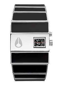 **NEW IN BOX** Nixon Rotolog Black Wrist Watch A028-000