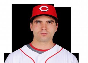 1B: Joey Votto  Cincinnati Reds