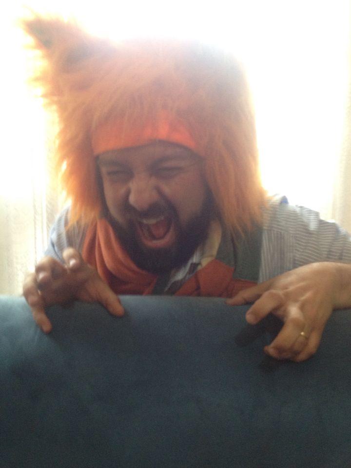 #Hatguy Lion