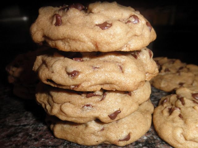 these really are no fail cookies ... they never disappoint! Chocolate Chip Cookies | Foodieforone