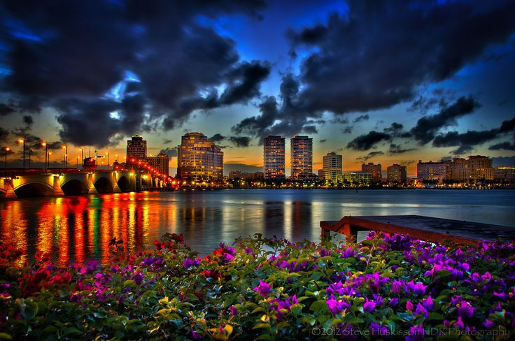 West Palm Beach, Florida one day I will be back.
