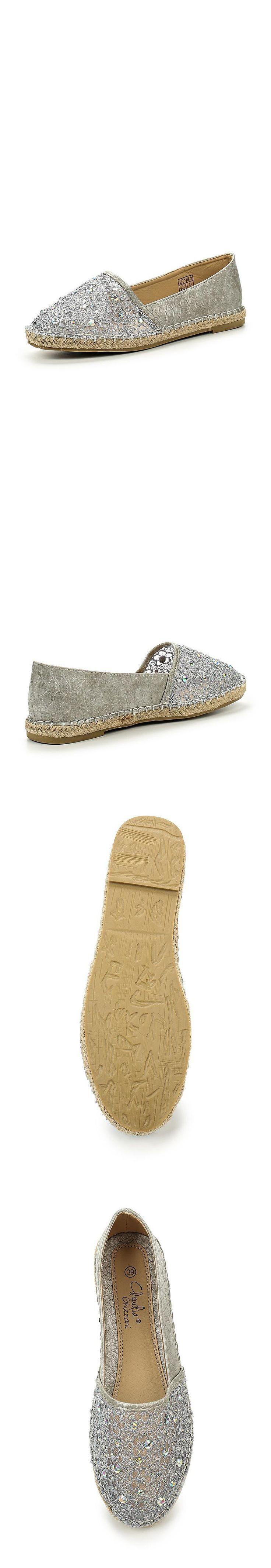 Женская обувь эспадрильи CLAUDIA GHIZZANI за 3299.00 руб.